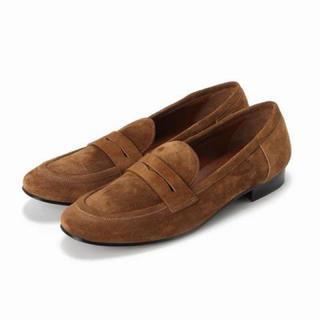 プラージュ(Plage)のMICHEL VIVIEN STEPHEN ローファー 36.5(ローファー/革靴)