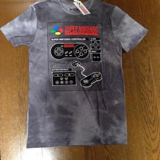 スーパーファミコン(スーパーファミコン)のTシャツ 任天堂 ゲーム スーパーファミコン(Tシャツ/カットソー(半袖/袖なし))