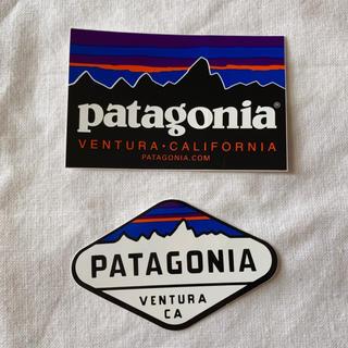 パタゴニア(patagonia)のpatagonia パタゴニア ステッカー(シール)