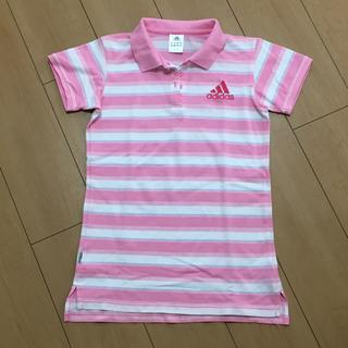 アディダス(adidas)のアディダス ポロシャツ(ポロシャツ)