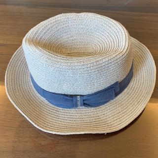 バーニーズニューヨーク(BARNEYS NEW YORK)のmarlmarl 麦わら帽子(帽子)