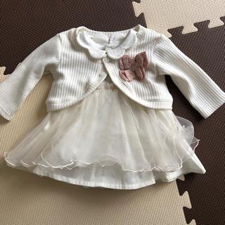 プティマイン(petit main)のベビードレス(セレモニードレス/スーツ)