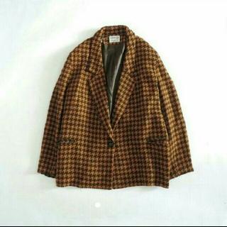 トーガ(TOGA)の古着 オーバーサイズジャケット(テーラードジャケット)
