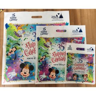 ディズニー(Disney)のディズニー ショップ袋(2014年〜2018年他)(ショップ袋)