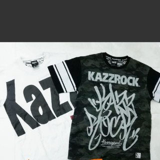 カズロックオリジナル(KAZZROCK ORIGINAL)のKazz Rock Tシャツ 2枚組(Tシャツ(半袖/袖なし))