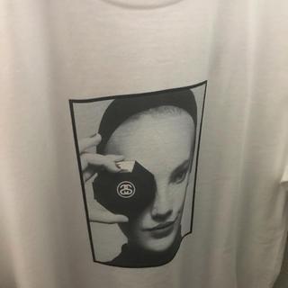 ステューシー(STUSSY)のSTUSSY PRINTEMPS 19 TEE CHANEL(Tシャツ/カットソー(七分/長袖))