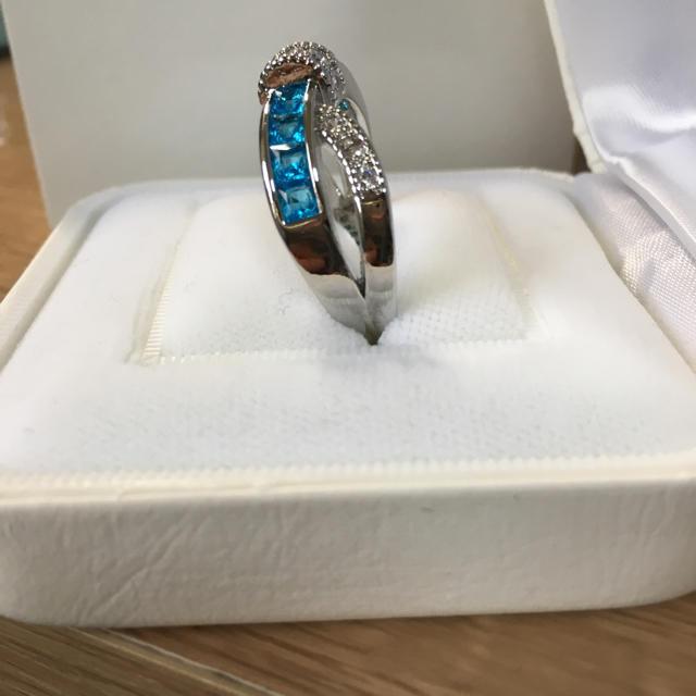 【お値下げ中】シルバーリング  大きいサイズ レディースのアクセサリー(リング(指輪))の商品写真