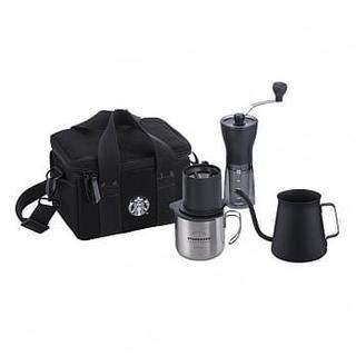 スターバックスコーヒー(Starbucks Coffee)のスターバックス :[コーヒーセット ロゴ ] スタバ 台湾(調理器具)