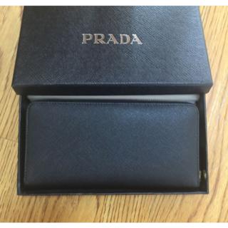 646b06c379a2 PRADA - 【美品】PRADA(プラダ)長財布/オレンジの通販 by Ruru's shop ...