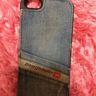 ディーゼル(DIESEL)のディーゼルiPhone5ケース(その他)