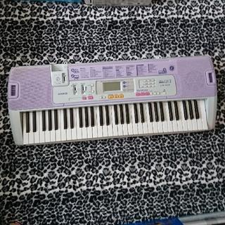 カシオ(CASIO)のCASIO 光ナビゲーションキーボード LK-103(電子ピアノ)