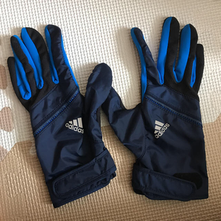アディダス(adidas)のアディダス ランニング手袋(手袋)