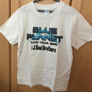 サンダイメジェイソウルブラザーズ(三代目 J Soul Brothers)のBLUE PLANETツアーTシャツ(Tシャツ(半袖/袖なし))