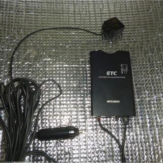 ミツビシデンキ(三菱電機)の軽自動車/シガー電源【三菱電機】 アンテナ分離型ETC・EP-9U47V(ETC)