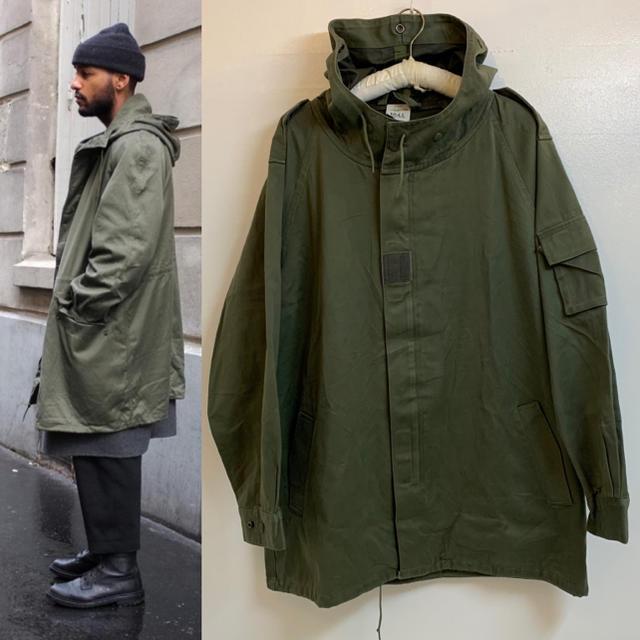 ミリタリー コート 米軍放出品のジャケット、コート...