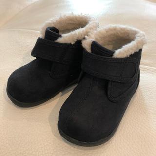 ムジルシリョウヒン(MUJI (無印良品))の無印良品 キッズ ブーツ 13cm(ブーツ)