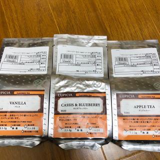 ルピシア(LUPICIA)のショコラ様  ルピシア リーフティー3種(茶)