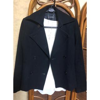 黒ジャケットコート(その他)