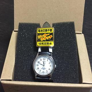 アルバ(ALBA)のアルバ ソーラーウォッチ腕時計(腕時計)