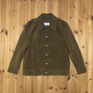 マルタンマルジェラ(Maison Martin Margiela)の【Ak25様専用】Mason Margiela Suede Jacket(レザージャケット)