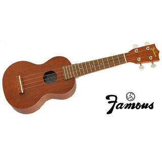 FAMOUS ( フェイマス )  FS-1G ソプラノウクレレ(ソプラノウクレレ)