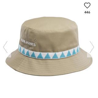 ジーユー(GU)のジーユー GU gu キムジョーンズ バケットハット ハット 帽子 ジグザグ(ハット)