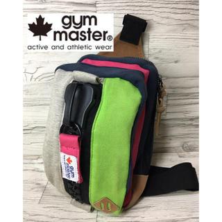 ジムマスター(GYM MASTER)のgym master ジムマスター 斜めがけ ウエストポーチ バッグ(ボディーバッグ)