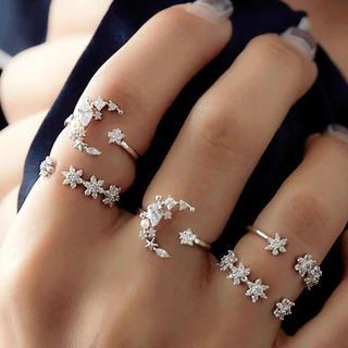 アネモネ(Ane Mone)のセレネリング 指輪(リング(指輪))