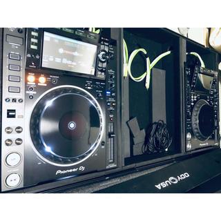 パイオニア(Pioneer)のCDJ-2000NXS2 2台セット(out sp様専用)(CDJ)