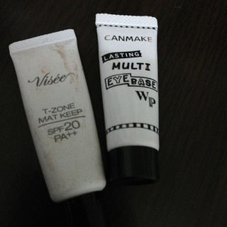 ヴィセ(VISEE)のVisee CANMAKE ポイントベース(化粧下地)