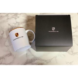 ポルシェ(Porsche)のポルシェ ノベルティ マグカップ(ノベルティグッズ)