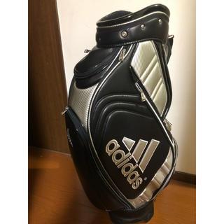 アディダス(adidas)のアディダス キャディバッグ9.5型(バッグ)