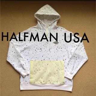 ハーフマン(HALFMAN)のHALFMAN USA(パーカー)
