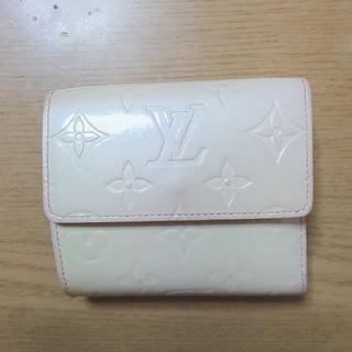 ルイヴィトン風財布☆オフホワイト(財布)