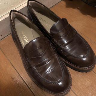 ドアーズ(DOORS / URBAN RESEARCH)のアーバンリサーチ ローファー ブラウン(ローファー/革靴)