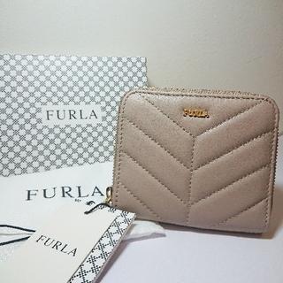 2814f96ecd9d フルラ(Furla)の新品フルラ 財布 MAGIA S ジップアラウンド ウォレット ダリア ベージュ(