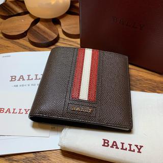 バリー(Bally)の新品◆保証書あり ◆折り財布TRASAI.LT/21(折り財布)