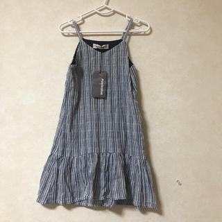 韓国子供服 フレアワンピース アウトレット品(ワンピース)