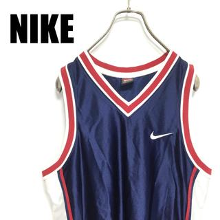 ナイキ(NIKE)のNIKE ナイキ ゲームシャツ バスケ(タンクトップ)