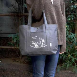 【新品】プーさん 優しげ トートバッグ
