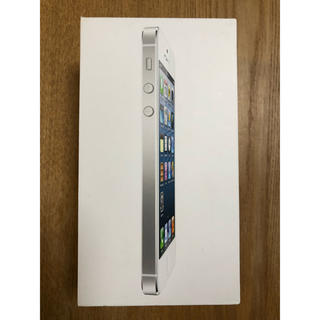 アップル(Apple)のiPhone5 箱のみ(その他)