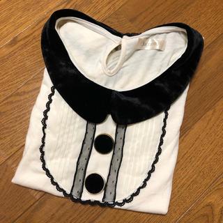 ジュジュエッタ(JugeETTA)のリズリサ姉妹店jugeETTA♡トップス(Tシャツ(半袖/袖なし))