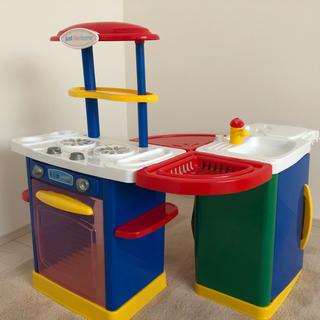 トイザラス(トイザらス)のおもちゃ キッチン カラフル 子供(知育玩具)