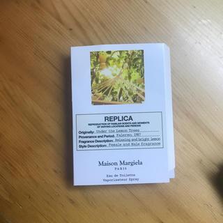 マルタンマルジェラ(Maison Martin Margiela)のマルジェラ 香水 レモンツリー(香水(女性用))