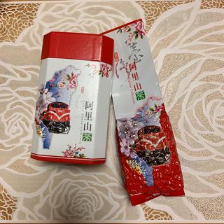 台湾  印記  阿里山茶 未開封 箱つき 最終価格(茶)