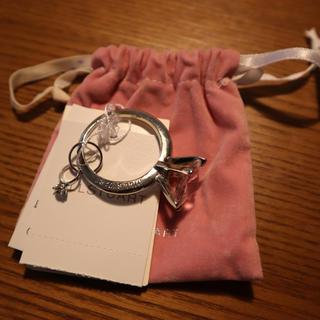 ジルスチュアート(JILLSTUART)のジルスチュアート💫指輪型のキーリング(キーホルダー)