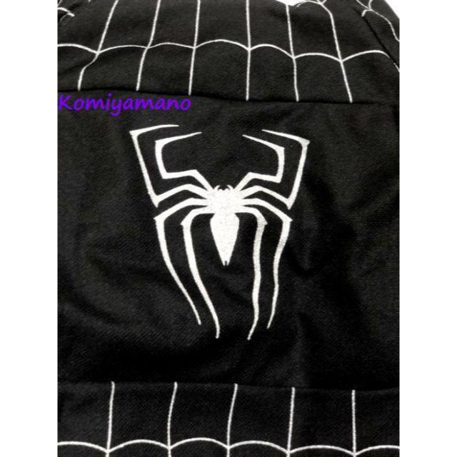 ヴェノム 黒 スパイダーマン3 コスプレ 着ぐるみ 2007年 エンタメ/ホビーの漫画(アメコミ/海外作品)の商品写真
