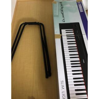 ヤマハ(ヤマハ)のYAMAHA電子ピアノ NP-11(電子ピアノ)