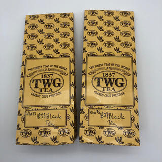 TWG 1837 ブラックティー 100g(茶)