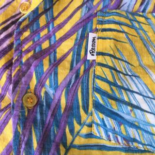 ジーユー(GU)のreroom(Tシャツ/カットソー(半袖/袖なし))